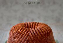 Budnt cake recetas y decoración