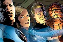 The Fantastic Four / by ComicBookMovie