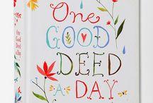 Urban Kindness / Good Deeds