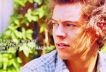 Harry styles♥ / Love swimming