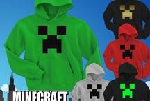 Minecraft merchandise I want!