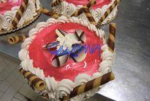 Torte per ogni occasione e di ogni tipo / Prepariamo torte di ogni genere per ogni ricorrenza anche personalizzate con foto o disegno