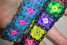 Rainbow Loom Crafts / by Sheila Zaugg Giles