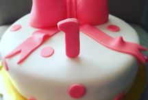 First birthday  / #firstbirthday #babygirl