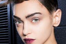 Asian makeup-hair