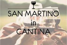 San Martino in Cantina / This event for us is an historical landmark. Wines to taste, deliciousness to eat, stand and hand-made items to celebrate our company and the arrival of the autumn. #Enjoy