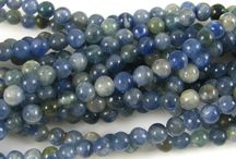 New Semi-Precious Stone Beads / Lots of lovely new semi-precious stone beads just arrived in stock for you to make beautiful jewellery with.