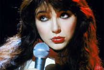 """Kate Bush: an exceptional talent / Catherine """"Kate"""" Bush, (born 30 July 1958) is an English singer-songwriter, musician and record producer. Her eclectic musical style and idiosyncratic vocal style have made her one of the United Kingdom's most successful solo female performers of the past 35 years. Kate Bush is a complete and utter legend. I literally struggle to find the words to describe how wonderful I think she and her otherworldly music are."""