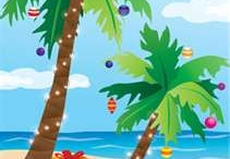 """Palm Tree Christmas / This is a fun board to learn about ways to decorate if you happen to live in a warm sunny place for Christmas like we do here in the Sunshine State! To comply with the US Copyright Office, section 107, all of my Pinterest boards and pins are for """"criticism, comment, news reporting, teaching, scholarship, and research"""" as well as for nonprofit, educational purposes""""... I am not a lawyer, but tried to make sense of this: http://www.copyright.gov/fls/fl102.html"""