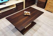 Tömörfa Dohányzóasztal / https://pfifferbutorszalon.hu/termekek/dohanyzo-asztal