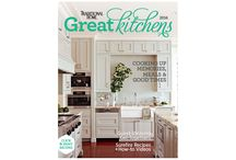 Kitchen Decor / Ideas and inspiration for decorating your kitchen