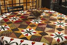 Quilted Tablecloths