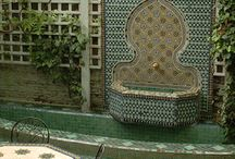 Middle Eastern Water Fountains