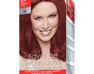 #avon saç  boyası
