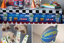 ZACHS 3RD BDAY ideas / ideas for my nephews birthday party