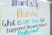 Dry Erase Board Inspiration