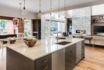 Gorgeous Granite & Quartz Kitchen Worktops