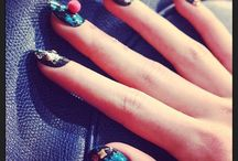 Nail art&make up