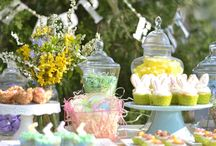 Easter party / Easter party ideas, recipes and diy's