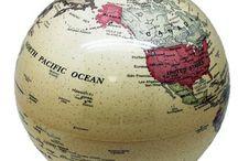 WORLD GLOBE / WORLD GLOBE