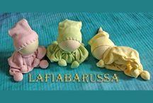 handrové bábiky