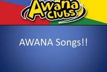 Awana Songs!