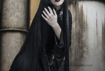 goth/ dark fashion