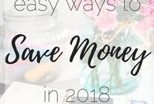 Honest Money Talk / The best finance tips to help you budget, save money, make money, and learn how to manage your money. Money, Finances, money saving tips, money saving challenge,