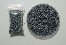 Margele nisip 3 mm / Seed beads 3 mm