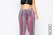 UK Plus Size Trousers