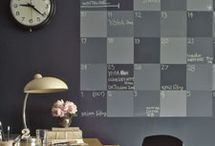 Chalkboard projects / by Maria Del Pinto
