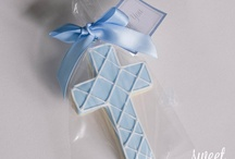 Christening Cookie Ideas
