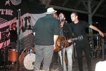 The Trews at Ribfest, Lindsay, ON, Aug. 14/15 / The Trews in Lindsay, taken by us.