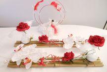 Centre de table mariage / MARIAGE