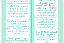 Recruitment 101 / by Latech Panhellenic