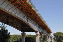 Budowa obwodnicy Brodnicy w ciągu drogi krajowej nr 15 / Realizację wykona konsorcjum Skanska S.A. i Skanska A.S. za około 48 mln złotych. ULMA Construccion Polska S.A. jest partnerem głównego wykonawcy przy realizacji estakady.