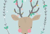 постер новый год
