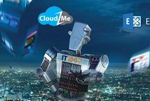 Managed Exchange Server / Cloudzme, Dubai offers full support for lync server deployment, secure flow of messages between the exchange server Organisation, mailbox servers and the internet
