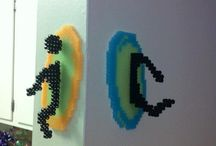 Perler Beads / by Tristan Reeves