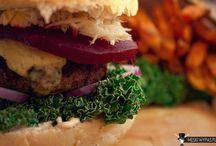 Burgery / Przepisy z blogów Redaktorów Magazynu kulinarnego GRYZ