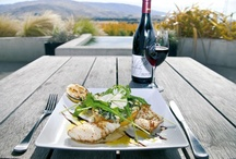 Central Otago Wine / Spend time in the Cromwell Basin, where you can enjoy wineries at Bannockburn in the south, and Lowburn, Wanaka Road and Bendigo to the north. Visit vines at Alexandra and Clyde,  nestled among the rugged schist rock and historic gold landmarks.