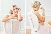 Chiali Meng Wedding makeup artistry  / Chic hair styles - Create by Chiali Meng Artistry
