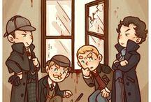 Holmes x Watson