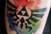 gaming tattoo