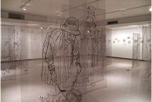 textile art / by Viola Glowacki Flagella