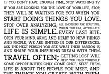 Quotes / by Marcela Ramirez Quesada
