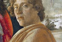 ROME - renaissance - paintings (Botticelli)