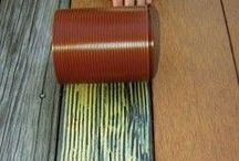 Deck cover- Laminate