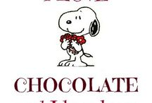 CHOCOLATE / by Mary Ellen Hartter-Butz