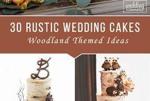 Mat og kaker (bryllup)